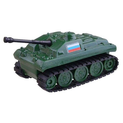 Купить Танк Форма Патриот II (С-115-Ф) 15 см зелeный, Машинки и техника
