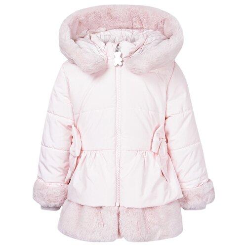 Куртка Lapin House размер 80, розовый