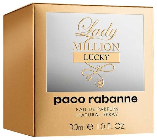 купить Paco Rabanne Lady Million Lucky по выгодной цене на яндекс