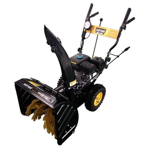Снегоуборщик бензиновый Huter SGC 4100L самоходный снегоуборщик huter sgc 4800
