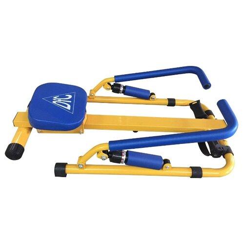 Фото - Гребной тренажер DFC VT-2500 желтый/синий гребной тренажер sole sr500