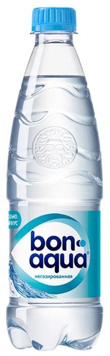 Вода питьевая Bon Aqua негазированная ПЭТ
