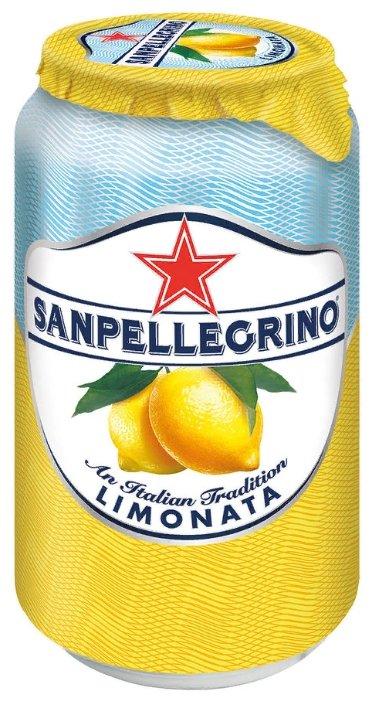 Газированный напиток Sanpellegrino Limonata Лимон
