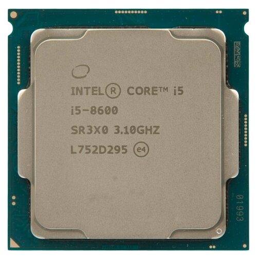 Процессор Intel Core i5-8600 OEM процессор intel i5 4590 cpu 3 3ghz