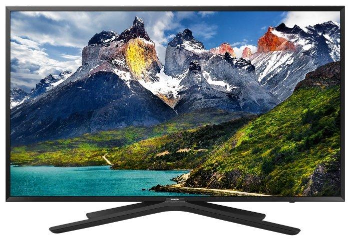 """Телевизор Samsung UE49N5500AU 48.5"""" (2018) — цены на Яндекс.Маркете"""
