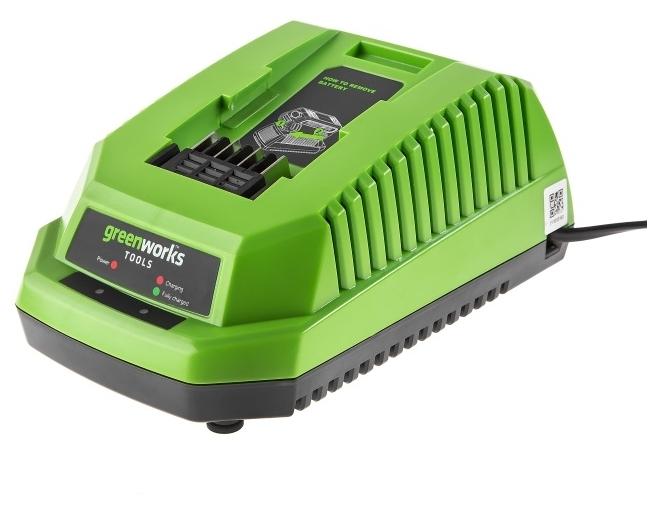 Стоит ли покупать Зарядное устройство greenworks G40C 2904607 40 В? Отзывы на Яндекс.Маркете