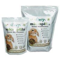 Корм для карликовых кроликов Fiory Micropills Dwarf Rabbits, 2.1 кг, травы