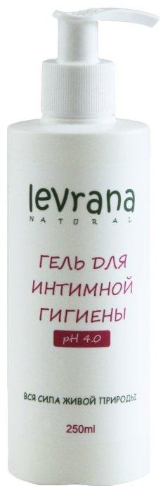 Levrana Гель для интимной гигиены, 250мл ECOCERT