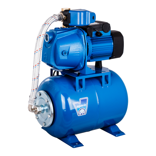 цена на Насосная станция Aquario AUTO AJC-101 (24 л) (1000 Вт)