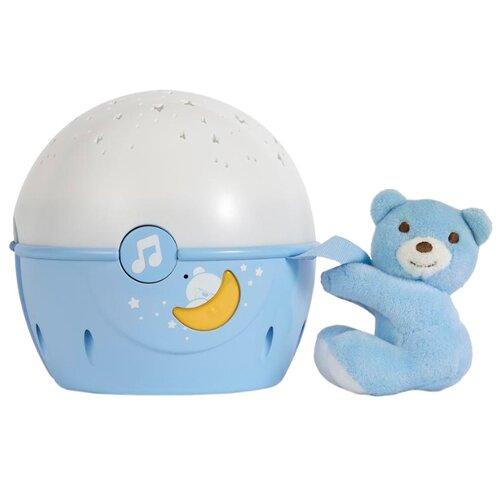 Ночник-проектор Chicco Next-2-Stars (голубой)Ночники и декоративные светильники<br>
