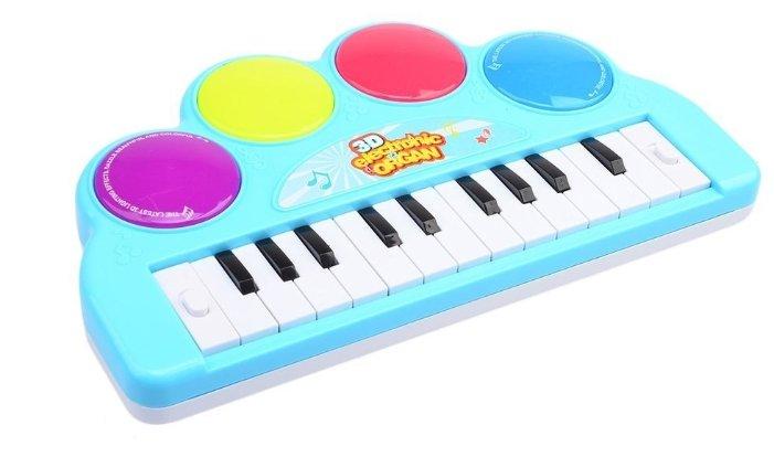 Shantou Gepai пианино Happy Music 9017