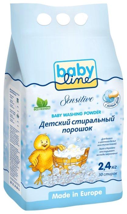Стиральный порошок BabyLine Детский Sensitive