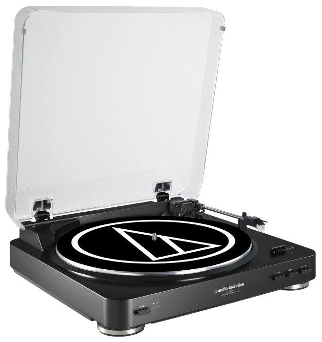 LP-проигрыватель Audio-Technica AT-LP60XUSB Gun Metal