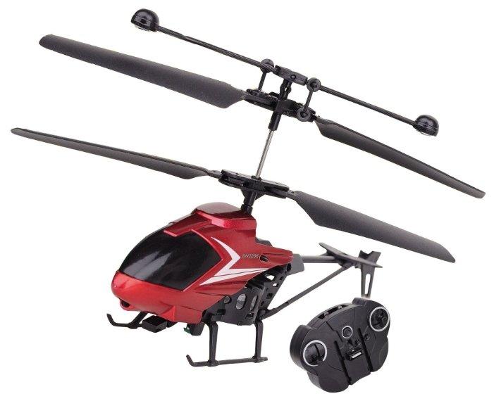 Вертолет Властелин небес Пчелка (BH 2206) 30 см красный/черный фото 1