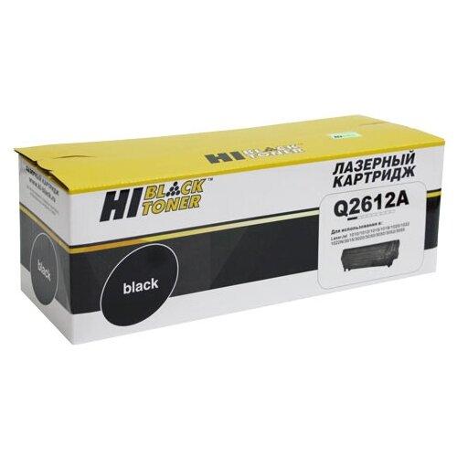 Фото - Картридж Hi-Black HB-Q2612A, совместимый картридж hi black hb cf353a совместимый