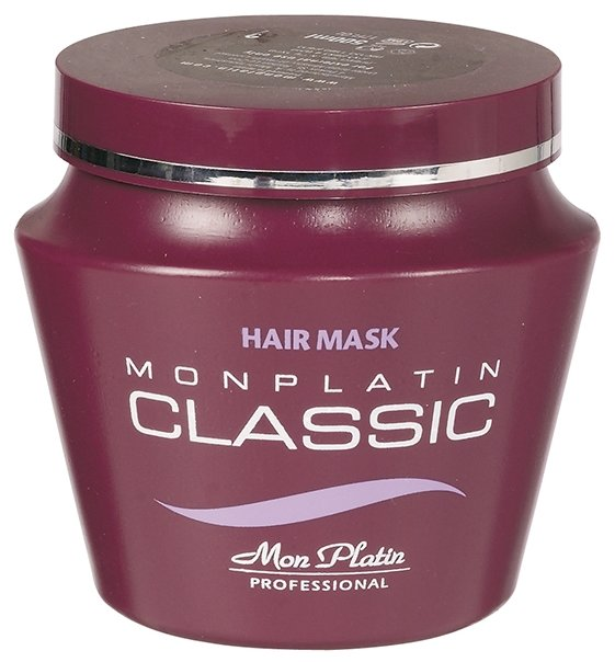 "Mon Platin Professional Маска ""Классик"" для волос"