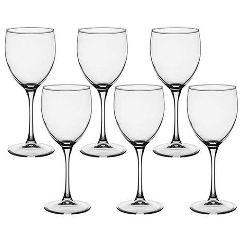 Luminarc Набор фужеров для вина Signature 6 шт 190 мл H9995 luminarc signature 170 мл 6 шт