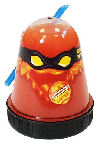 Лизун SLIME Ninja меняет цвет на желтый, 130 г (S130-9)