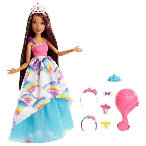 Купить Кукла Barbie Принцесса, 43 см, FXC81, Куклы и пупсы