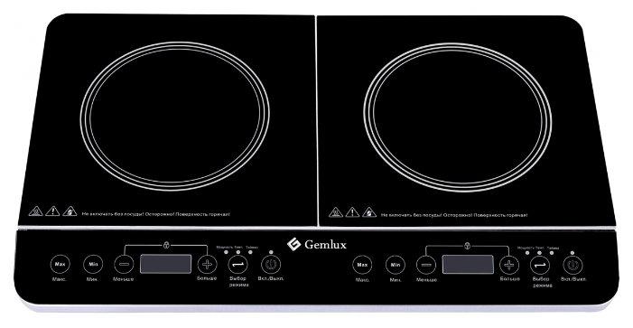 Электрическая плита Gemlux GL-IP-22L — купить по выгодной цене на Яндекс.Маркете