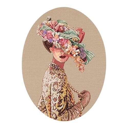 Купить Dimensions Набор для вышивания крестиком Викторианская элегантность 28 х 38 см (03823), Наборы для вышивания