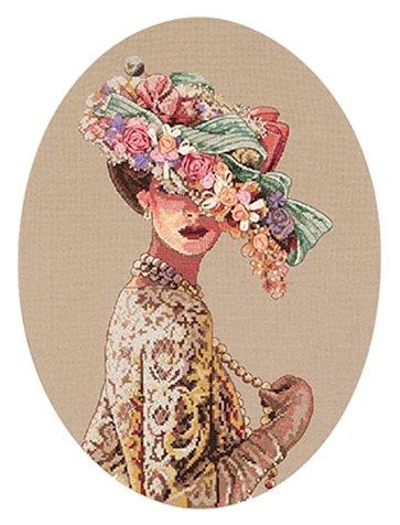 Dimensions Набор для вышивания крестиком Викторианская элегантность 28 х 38 см (03823)