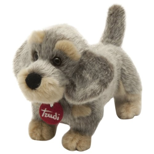 Мягкая игрушка Trudi Жесткошёрстная такса Эндрю 24 см trudi собачка в стиле прованс 25 см trudi