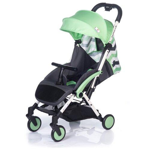 Прогулочная коляска Babyhit Amber Plus зеленый/зигзагКоляски<br>
