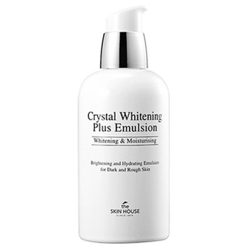 The Skin House CRYSTAL WHITENING PLUS EMULSION Эмульсия для лица 130 мл
