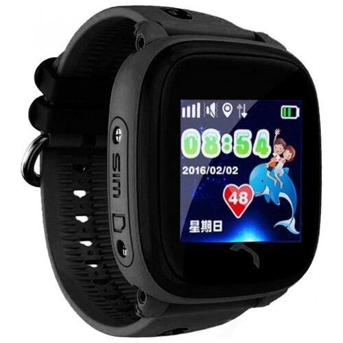 Часы Smart Baby Watch W9 черный