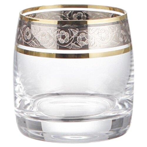 Bohemia Crystal Набор стаканов для виски Идеал 290 мл 6 шт 43249 набор стаканов для виски айсберг 6 шт