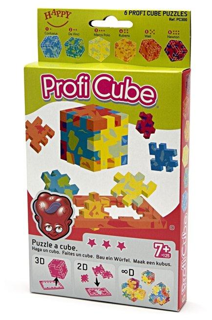 Набор головоломок Happy Cube Профи куб (РС300/40) 6 шт.