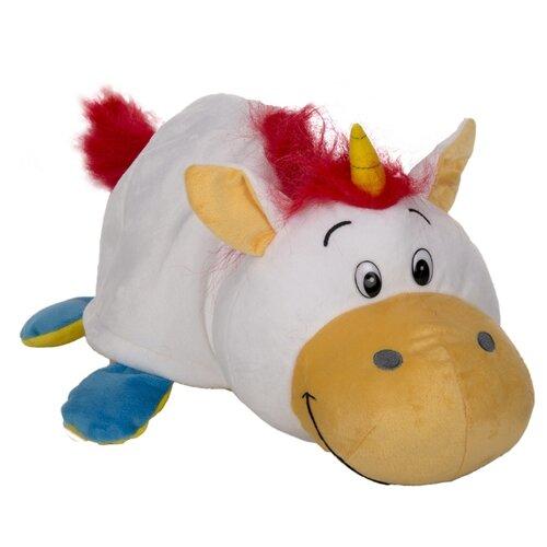 Мягкая игрушка 1 TOY Вывернушка Единорог-Золотой дракон 20 смМягкие игрушки<br>