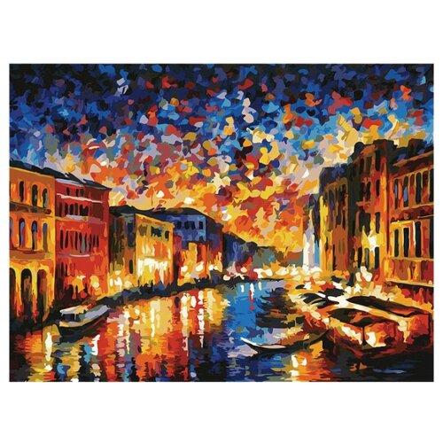 Белоснежка Картина по номерам Гранд-Канал Венеция 30х40 см (024-AS) белоснежка картина по номерам спасибо 30х40 см 136 as