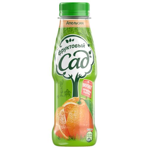 Нектар Фруктовый сад Апельсин, в пластиковой бутылке, 0.3 лСоки, нектары, морсы<br>