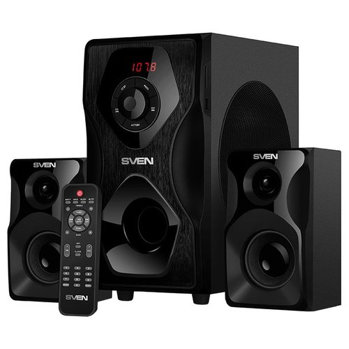 Компьютерная акустика SVEN MS-2055 черный