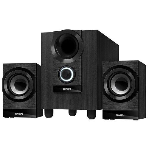 Фото - Компьютерная акустика SVEN MS-150 черный sven ms 2250 черный