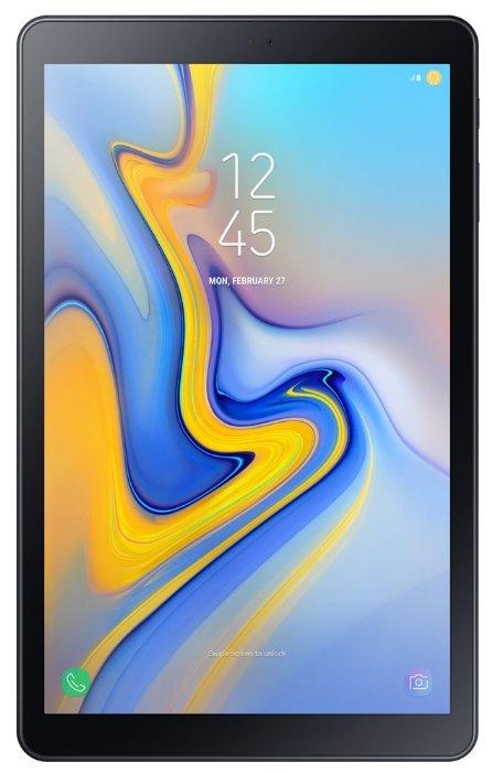 Планшет Samsung Galaxy Tab A 10.5 SM-T595 LTE, Silver