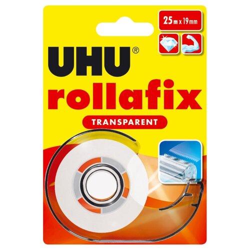 UHU Скотч ROLLAFIX TRANSPARENT 36955
