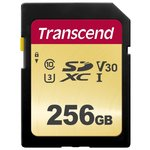 Карта памяти Transcend TS*SDC500S--