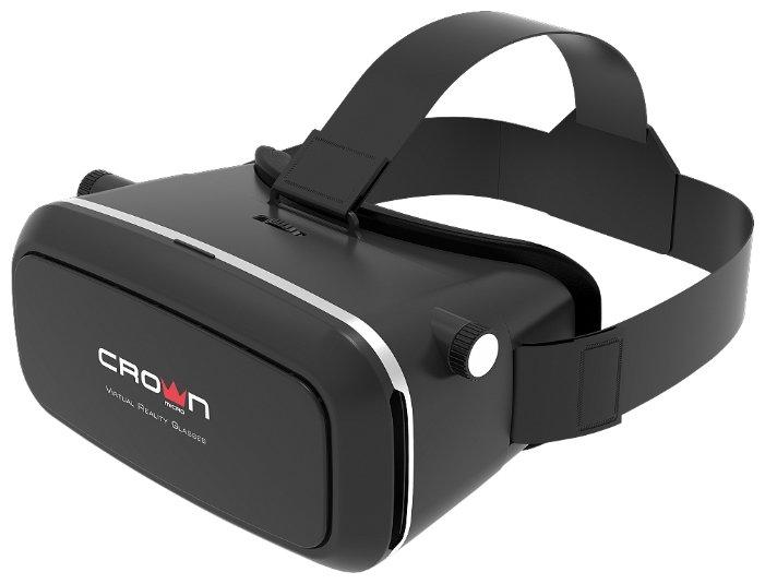 Очки виртуальной реальности CROWN CMVR-07