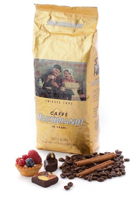 Купить <b>Кофе в зернах Hausbrandt</b> Espresso, вакуумная упаковка ...