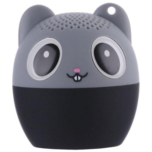 Портативная акустика ZDK 3W400 KIDS Mouse серая мышка