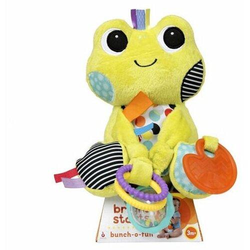 цена на Подвесная игрушка Bright Starts Лягушонок (8814-6) салатовый