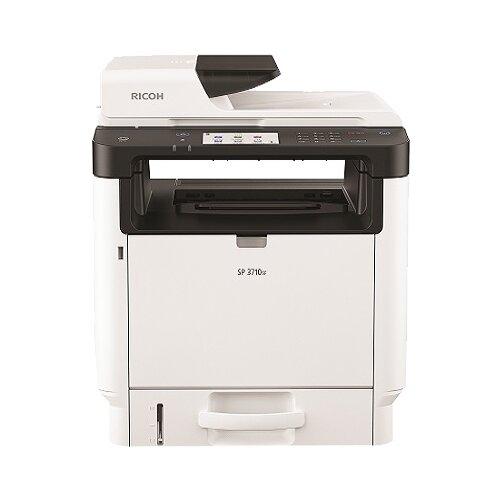 МФУ Ricoh SP 3710SF, белый/черный