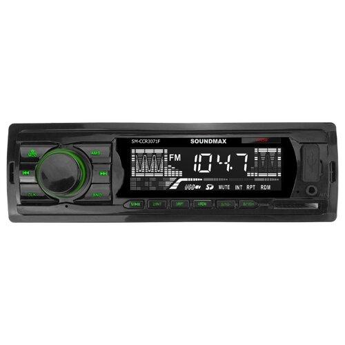 Купить Автомагнитола SoundMAX SM-CCR3071F черная