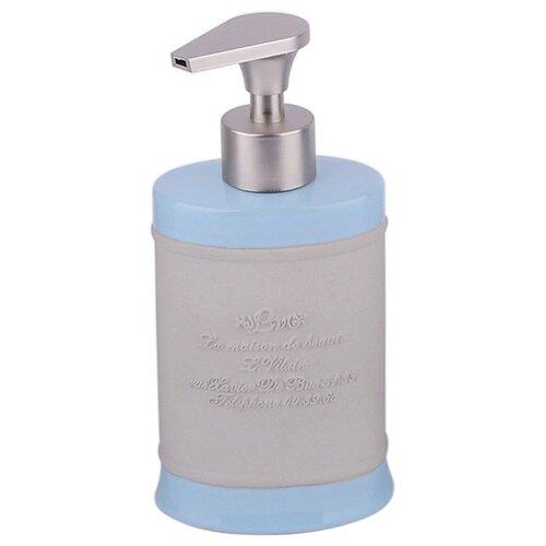 Дозатор для жидкого мыла PROFFI La maison de beaute PH9283 серо-голубойМыльницы, стаканы и дозаторы<br>