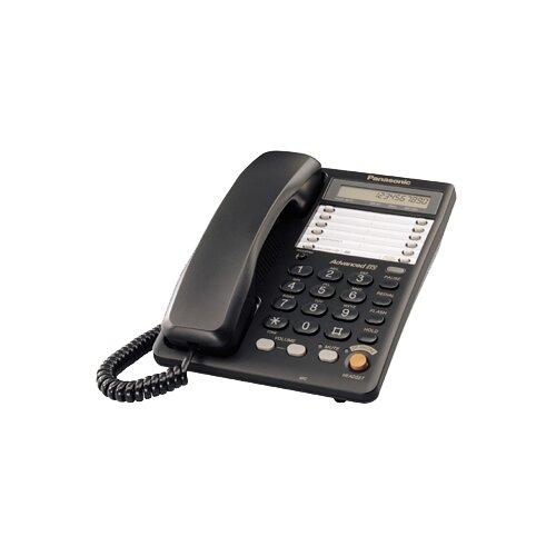 Телефон Panasonic KX-TS2365 черный