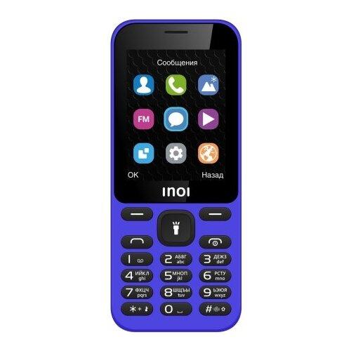 Купить Телефон INOI 239 синий