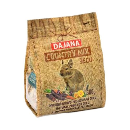 Корм для дегу Dajana Country Mix 500 гКорма для грызунов и хорьков<br>